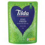 Tilda Steamed Egg Fried Rice 250g